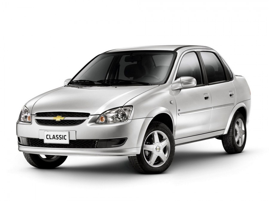 Chevrolet Classic седан, 2 поколение - отзывы, фото и характеристики на Car.ru