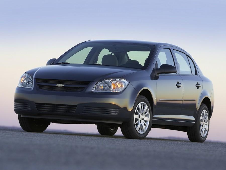 Chevrolet Cobalt седан, 2004–2007, 1 поколение - отзывы, фото и характеристики на Car.ru