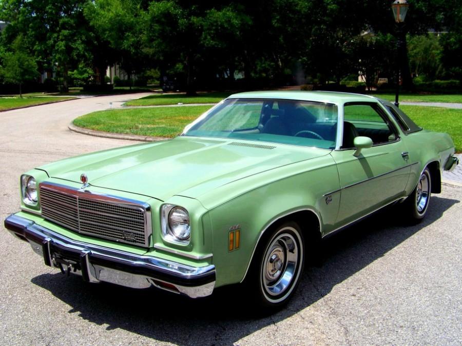 Chevrolet Chevelle купе 2-дв., 1974, 3 поколение [рестайлинг] - отзывы, фото и характеристики на Car.ru