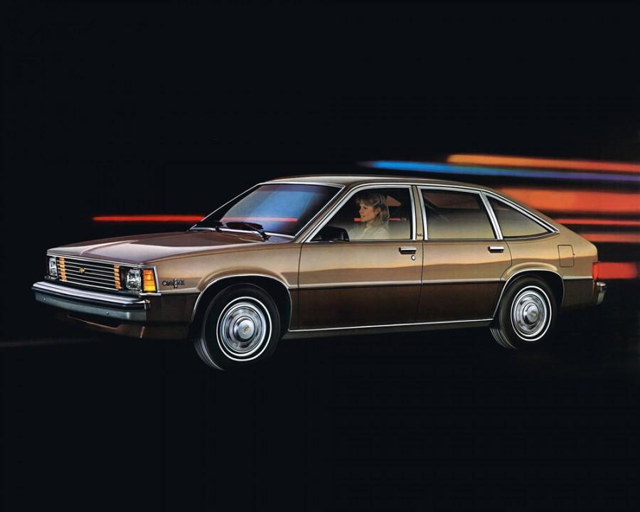 Chevrolet Citation хетчбэк 5-дв., 1980–1985, 1 поколение - отзывы, фото и характеристики на Car.ru