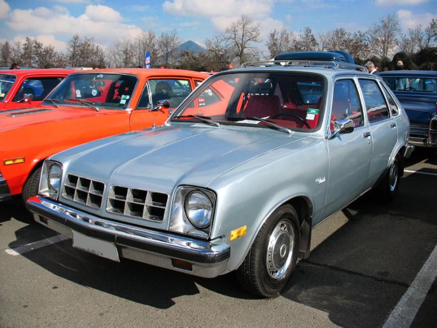 Chevrolet Chevette хетчбэк 5-дв., 1978, 1 поколение [рестайлинг] - отзывы, фото и характеристики на Car.ru
