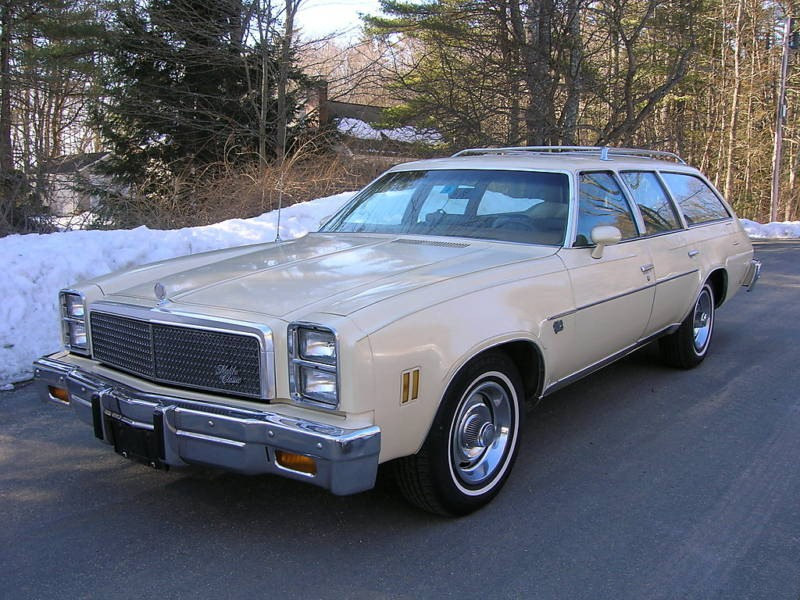 Chevrolet Chevelle Station Wagon универсал 5-дв., 1976, 3 поколение [3-й рестайлинг] - отзывы, фото и характеристики на Car.ru