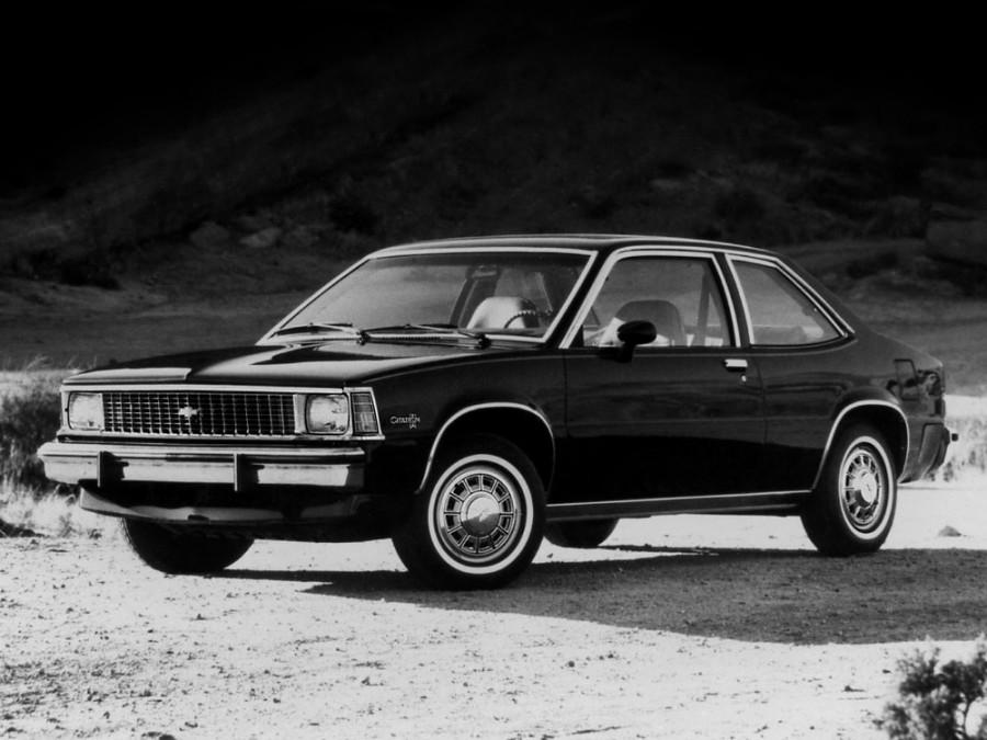 Chevrolet Citation купе, 1980–1985, 1 поколение - отзывы, фото и характеристики на Car.ru