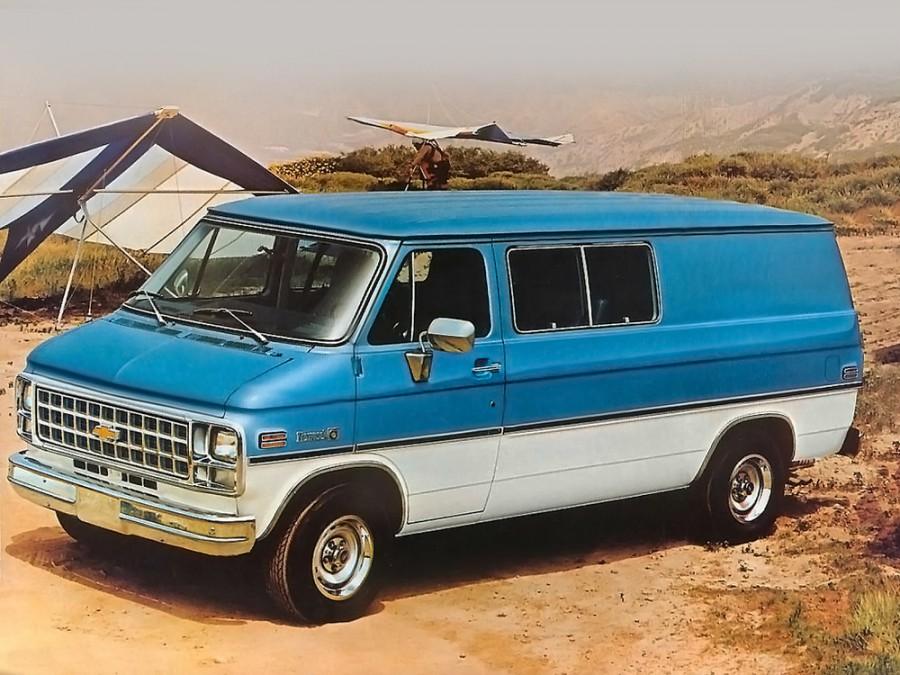 Chevrolet Chevy Van фургон, 1978–1982, 3 поколение [2-й рестайлинг] - отзывы, фото и характеристики на Car.ru