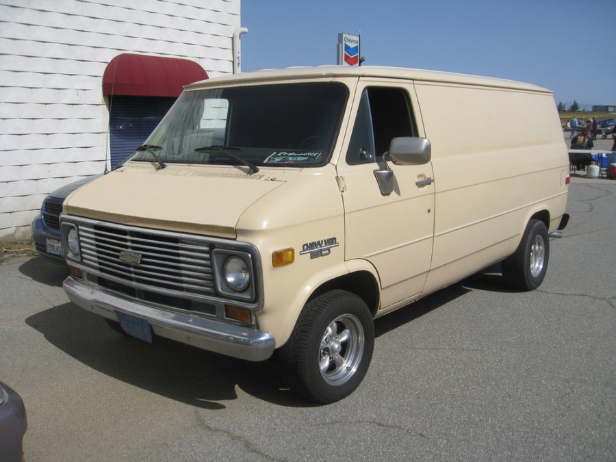 Chevrolet Chevy Van фургон, 1973–1977, 3 поколение [рестайлинг] - отзывы, фото и характеристики на Car.ru