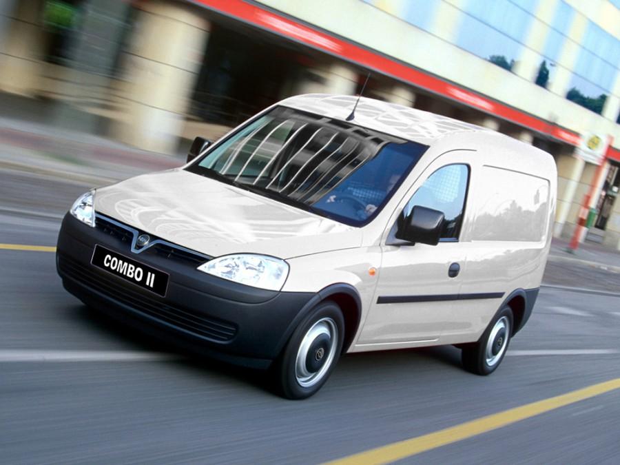 Chevrolet Combo фургон, 2001–2011, 2 поколение - отзывы, фото и характеристики на Car.ru