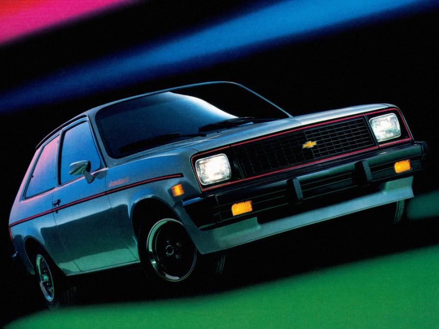 Chevrolet Chevette хетчбэк 3-дв., 1983–1986, 1 поколение [3-й рестайлинг] - отзывы, фото и характеристики на Car.ru