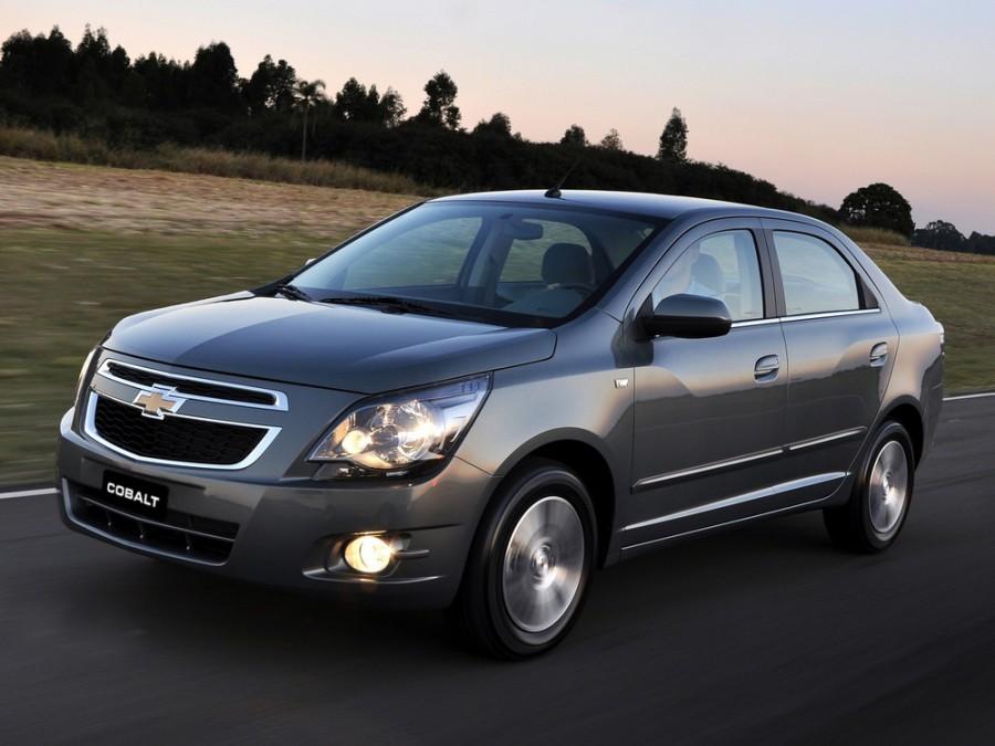 Chevrolet Cobalt седан, 2012–2016, 2 поколение - отзывы, фото и характеристики на Car.ru
