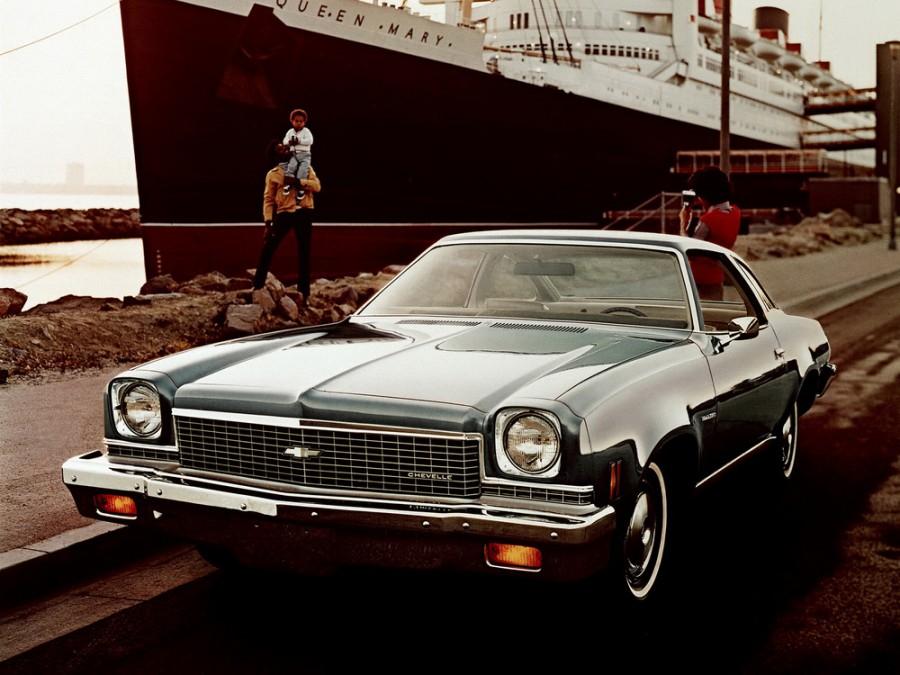 Chevrolet Chevelle купе 2-дв., 1973, 3 поколение - отзывы, фото и характеристики на Car.ru