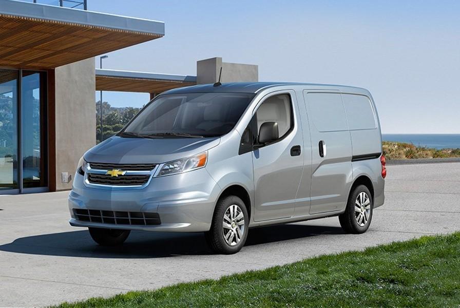 Chevrolet City Express Cargo фургон, 1 поколение - отзывы, фото и характеристики на Car.ru