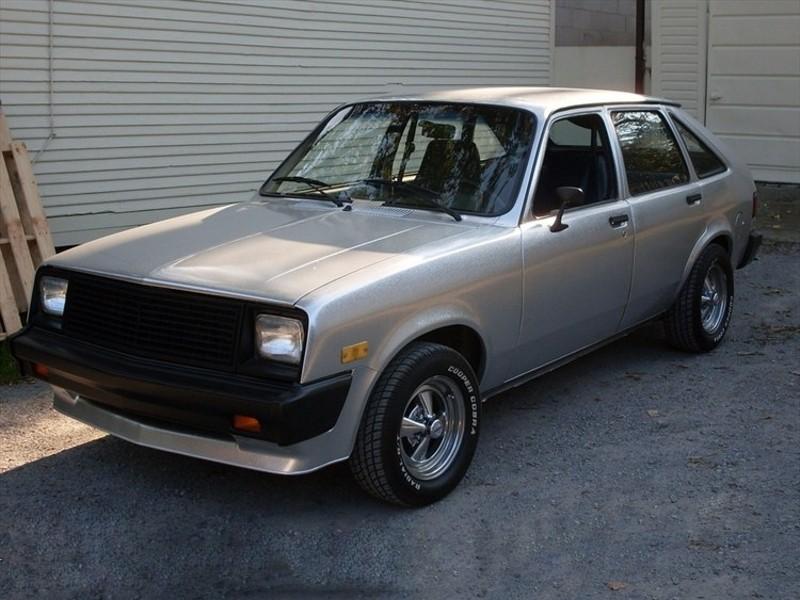 Chevrolet Chevette хетчбэк 5-дв., 1983–1986, 1 поколение [3-й рестайлинг] - отзывы, фото и характеристики на Car.ru