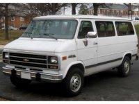 Chevrolet Chevy Van, 3 поколение [2-й рестайлинг], Sportvan микроавтобус, 1978–1982