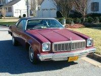 Chevrolet Chevelle, 3 поколение [2-й рестайлинг], Купе 2-дв., 1975