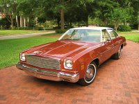 Chevrolet Chevelle, 1974, 3 поколение [рестайлинг], Седан