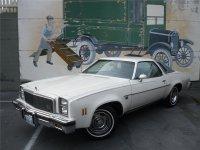 Chevrolet Chevelle, 3 поколение [4-й рестайлинг], Classic купе 2-дв., 1977