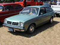 Chevrolet Chevette, 1978, 1 поколение [рестайлинг], Хетчбэк 3-дв.