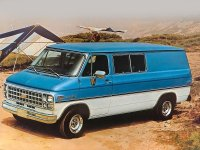 Chevrolet Chevy Van, 3 поколение [2-й рестайлинг], Фургон, 1978–1982
