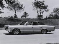 Chevrolet Chevelle, 1 поколение [3-й рестайлинг], Sport sedan хардтоп, 1967