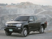 Chevrolet Colorado, 1 поколение, Extended cab пикап 2-дв., 2004–2013
