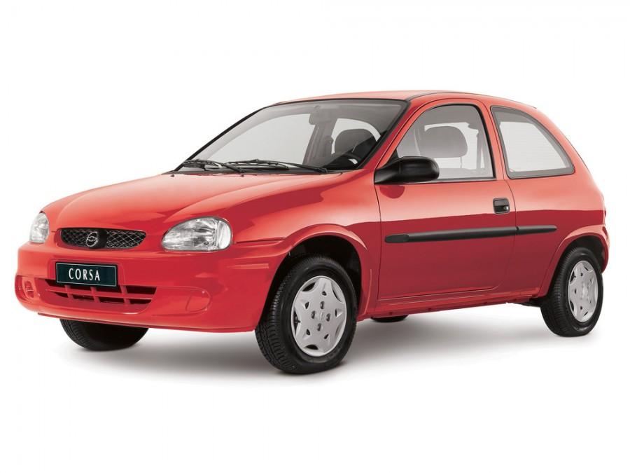 Chevrolet Corsa хетчбэк 3-дв., 1994–2002, 1 поколение - отзывы, фото и характеристики на Car.ru