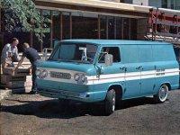 Chevrolet Corvair, 1 поколение [рестайлинг], Фургон, 1961–1965