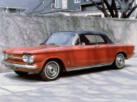 Chevrolet Corvair, 1 поколение [3-й рестайлинг], Кабриолет, 1963