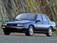 Chevrolet Corsica, 1 поколение, Седан, 1988–1996