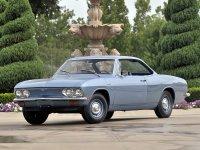 Chevrolet Corvair, 2 поколение [рестайлинг], Купе, 1965–1969