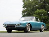Chevrolet Corvette, 1963, C2, Rondine купе 2-дв.