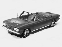 Chevrolet Corvair, 1 поколение [2-й рестайлинг], Кабриолет, 1962