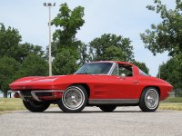 Chevrolet Corvette, 1963, C2, Sting ray купе 2-дв.