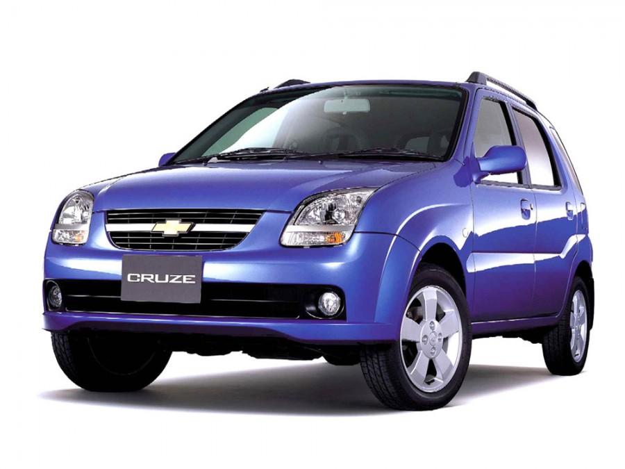 Chevrolet Cruze хетчбэк, 2001–2008, 1 поколение - отзывы, фото и характеристики на Car.ru
