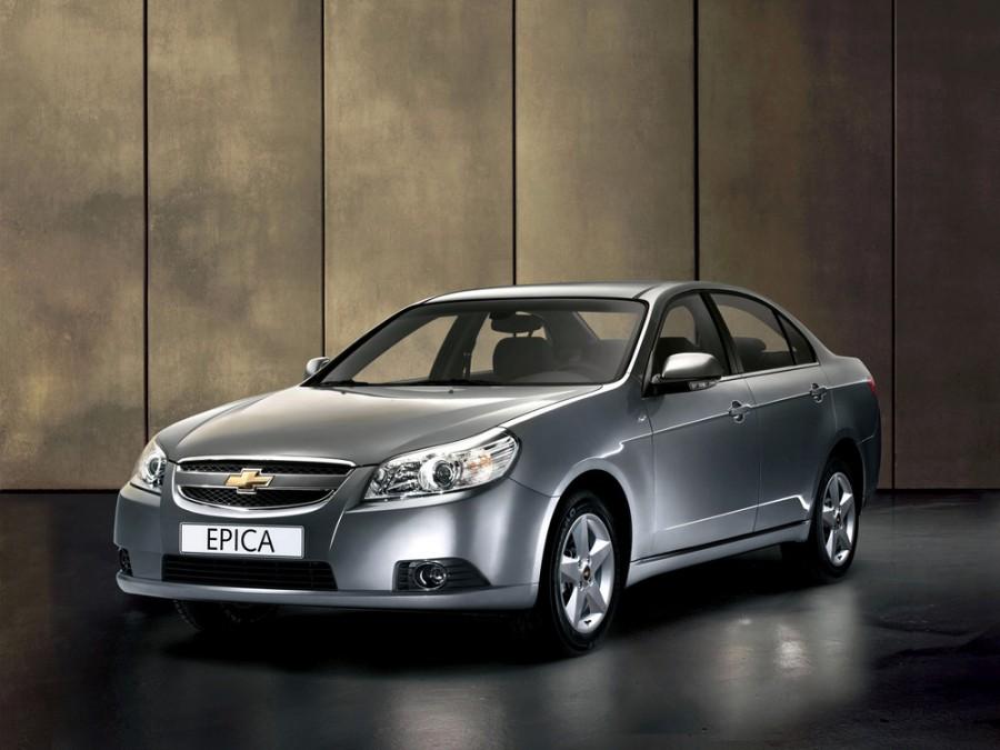Chevrolet Epica седан, 2006–2012, 1 поколение - отзывы, фото и характеристики на Car.ru
