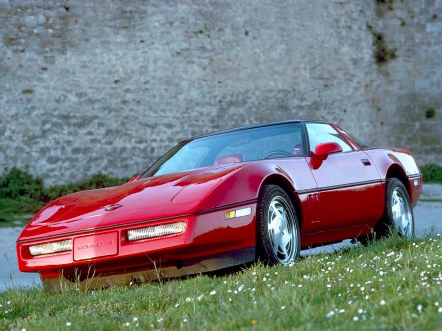 Chevrolet Corvette ZR1 тарга, 1988–1990, C4 [рестайлинг] - отзывы, фото и характеристики на Car.ru