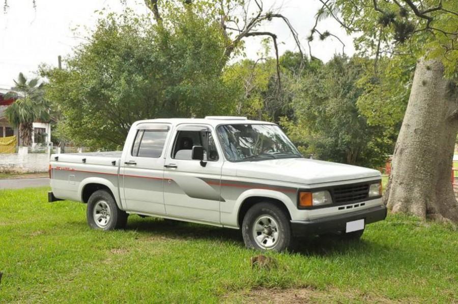 Chevrolet D20 Crew Cab пикап 4-дв., 1993–1997, 1 поколение [рестайлинг] - отзывы, фото и характеристики на Car.ru