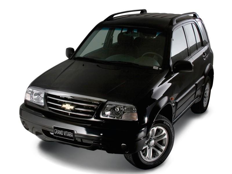 Chevrolet Grand Vitara внедорожник 5-дв., 2006–2016, 1 поколение [рестайлинг] - отзывы, фото и характеристики на Car.ru