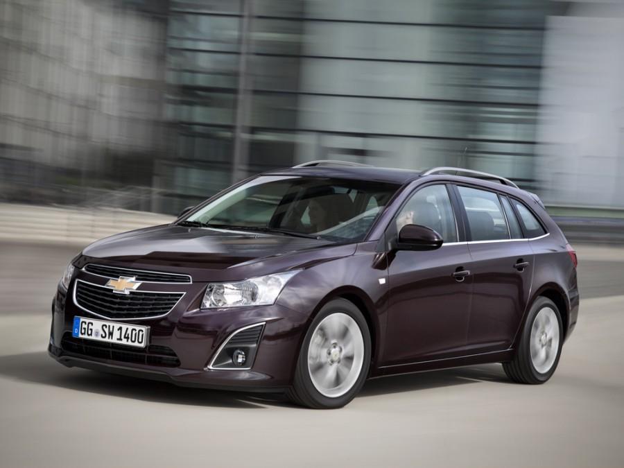 Chevrolet Cruze универсал 5-дв., 2012–2016, J300 [рестайлинг] - отзывы, фото и характеристики на Car.ru