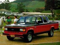 Chevrolet D20, 1 поколение, Crew cab пикап 4-дв.