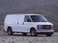 Chevrolet Express, 1 поколение, Фургон, 1996–2002