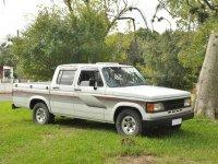 Chevrolet D20, 1 поколение [рестайлинг], Crew cab пикап 4-дв., 1993–1997