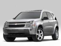 Chevrolet Equinox, 1 поколение, Кроссовер, 2005–2009