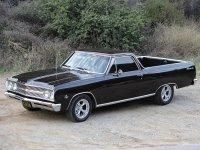 Chevrolet El Camino, 1965, 2 поколение [рестайлинг], Пикап