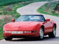 Chevrolet Corvette, C4 [2-й рестайлинг], Родстер, 1991–1996
