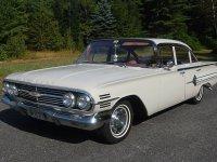 Chevrolet Impala, 1960, 2 поколение [рестайлинг], Седан