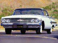 Chevrolet Impala, 1960, 2 поколение [рестайлинг], Sport купе