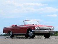 Chevrolet Impala, 1962, 3 поколение [рестайлинг], Кабриолет