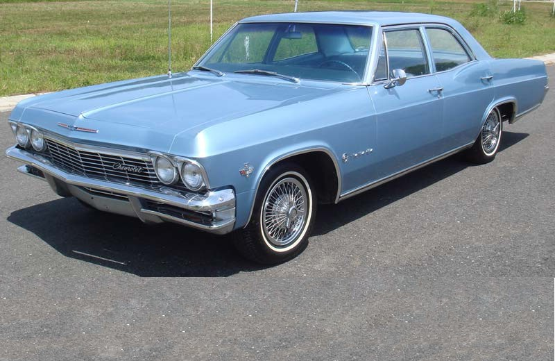 Chevrolet Impala седан, 1965, 4 поколение - отзывы, фото и характеристики на Car.ru