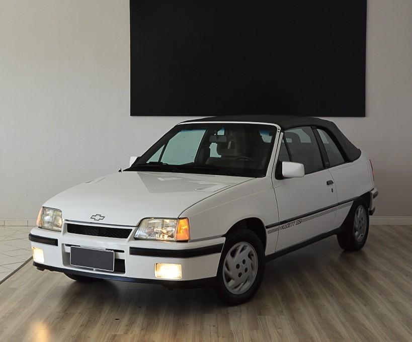 Chevrolet Kadett Conversivel кабриолет, 1989–1996, 1 поколение - отзывы, фото и характеристики на Car.ru