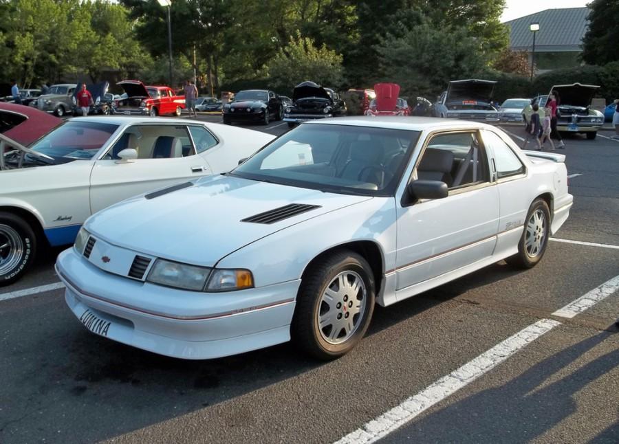 Chevrolet Lumina купе, 1990–1994, 1 поколение - отзывы, фото и характеристики на Car.ru