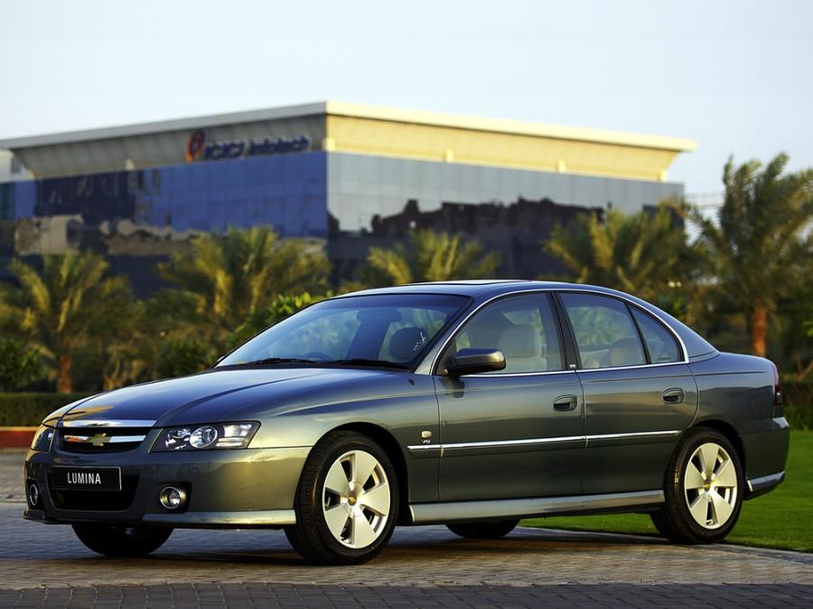 Chevrolet Lumina седан, 2004–2006, 3 поколение [рестайлинг] - отзывы, фото и характеристики на Car.ru